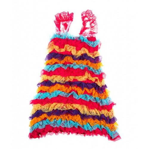ebb42a0ed0 Bright Retro csipke-ruha ⋆ Minimemo